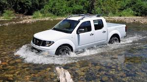 Nissan Frontier pickup truck review